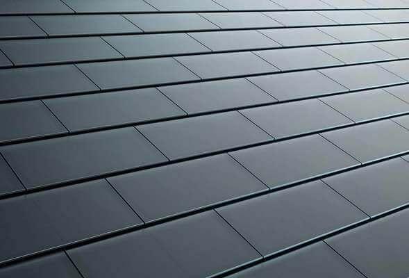 Tesla Glat - Solar Roof