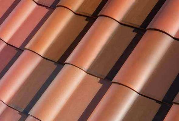 Tesla Toscansk - Solar Roof